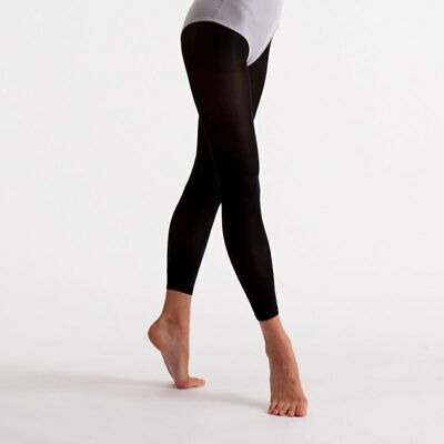 SILKY Footless Girls / Ladies Dance Tights  - UK STOCK - Fast Delivery