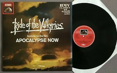 O651 Wagner Ride of the Valkyries Boult EMI 45 rpm Audiophile OC 051-07 267Z St
