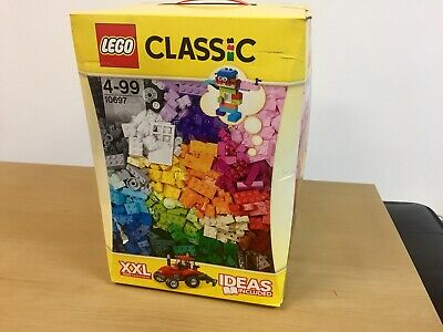 LEGO - Classic - Large Creative Box - 10697 - 1500 Pieces Included