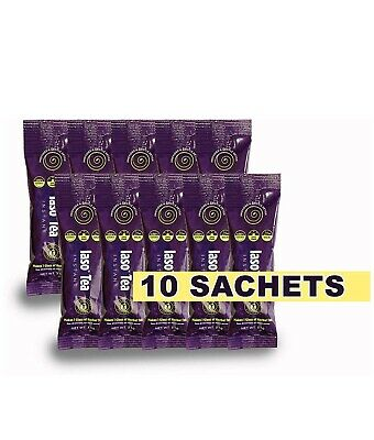 ❤️Iaso Tea INSTANT- 10 single serve packets (NEW PACKAGING) TLC Diet Weight Loss