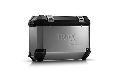 Koffer SW-Motech TRAX ION M links Farbe: Silber Gr: 37L
