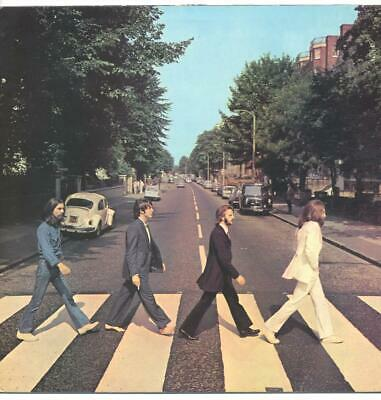 "Beatles - Abbey Road - 12"" Vinyl Lp"