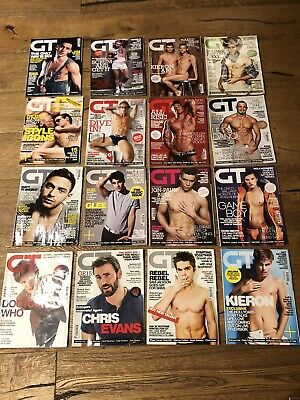 16 Issues Of Gay Times Gay Interest Magazines Joblot