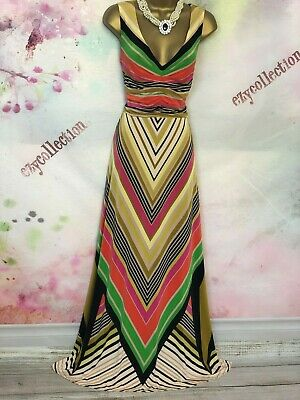 BNWT Phase eight stretchy maxi/long/full length dress Size 14 occasion/holiday