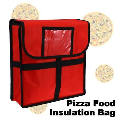 11 Inch Box Storage Pizza Delivery Bag Portable Strength Oxford Cloth Insulated