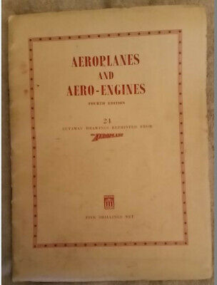 AEROPLANES & AERO-ENGINES - Fourth Edition (Softcover)