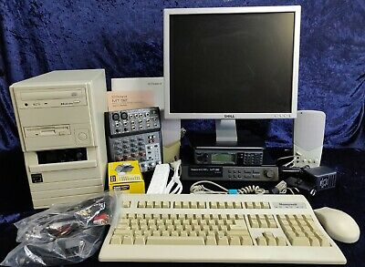 Replay PCs Ultimate 486 retro DOS gaming pack complete with Roland MT-32 & SC-55