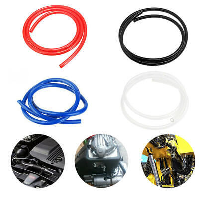 1M Motorcycle Dirt Bike ATV Fuel Gas Oil Delivery Tube Hose Line Petrol Pipe
