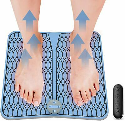 Foot Massager Vigorun Low-Frequency Pulses Ems Foot Massage Cushion Ems Intellig