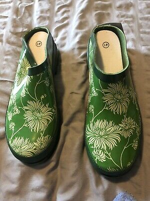 Laura Ashley Gardening/Casual Clogs Kimono Size UK 7 New
