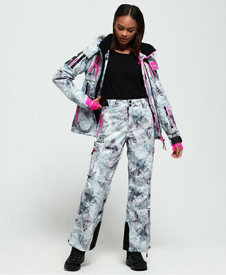 Superdry Womens Snow Pants