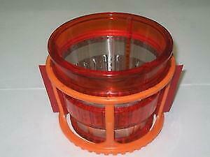 Aries Filter Bowl Basket + Support Centrifuge Extractor Centrika 176