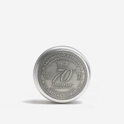 Saponificio Varesino 70th Anniversary Shaving Soap in Tin (150g)