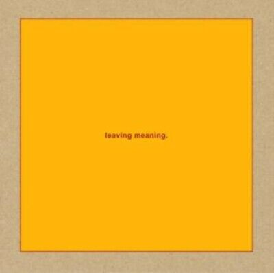 Swans - Leaving Meaning *NEW* CD