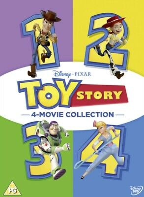 Toy Story: 4-movie Collection *NEW* DVD / Box Set
