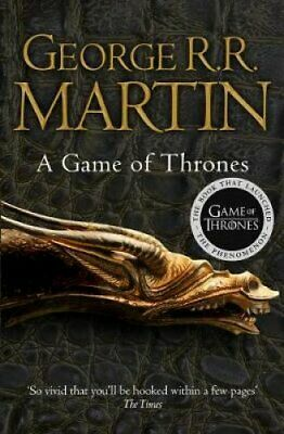 A Game of Thrones (Reissue) by George R. R. Martin 9780007448036 | Brand New
