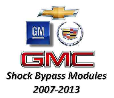 2007-2013 Autoride z55 Shock Bypass Modules Gm Chevy Gmc Cadillac Chevrolet  DTS
