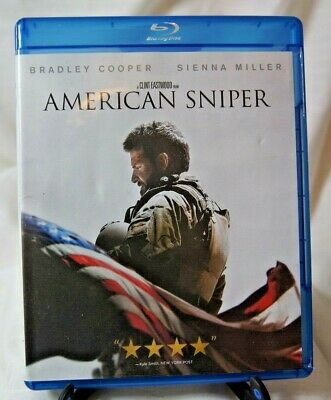 #4 AMERICAN SNIPER Cooper Miller Brand New Blu-Ray + Digital Set FREE SHIPPING