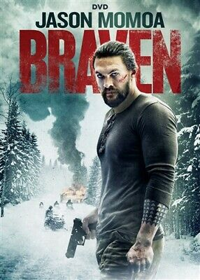 BRAVEN New Sealed DVD