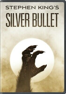 SILVER BULLET Sealed New DVD Stephen King