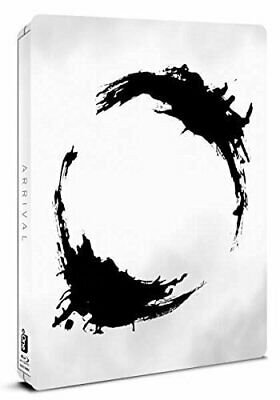 Arrival Steelbook Movie Blu-ray - DVD  L2VG The Cheap Fast Free Post