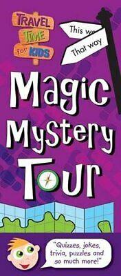 Travel Time for Kids: Magic Mystery Tour (Travel Time For Kids Skinny ... by N/A