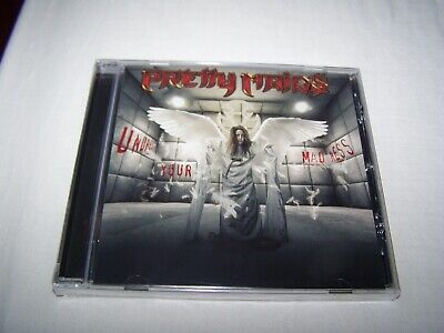 Pretty Maids - Under Your Madness CD 2019 - Classic Hard Rock / metal band