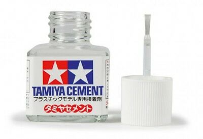Tamiya Tools - Cement (Glue) for Plastic Model (40ml)