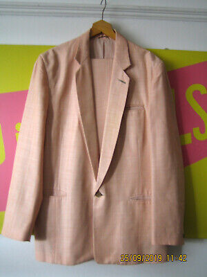 Very Rare Vintage 1980's Johnson's The Modern Outfitters Suit
