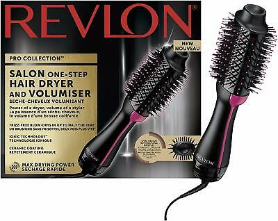Sèche-cheveux Volumisant Revlon Pro Collection Salon One-Step  - Noir...