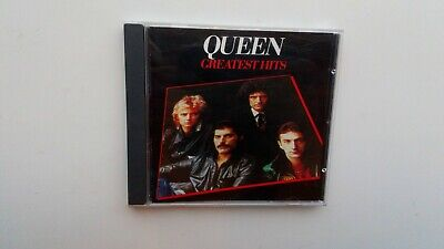 Queen - Greatest Hits Cd Compilation Album 1994 Remastered Series