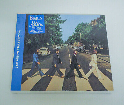 The Beatles - Abbey Road - 2 CD Anniversary Edition (New & Sealed)