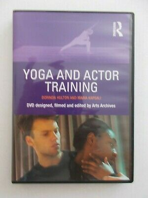 - Yoga & Actor Training [Dvd Rom] Arts Archives [As New]