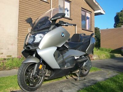 Bmw C650Gt Maxi Scooter V.low Kms