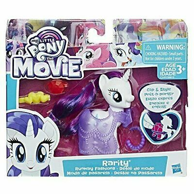 My Little Pony Clip Style Runway Fashions Set Rarity Doll Toy Toys Kids Girls