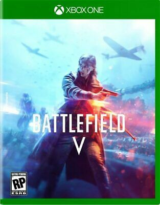 Battlefield V - Standard Edition (Xbox One) - Brand New! Factory Sealed!