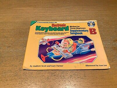 Progressive Electronic Keyboard for Young Beginners: Supplementry Songbook B