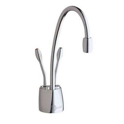 InSinkErator Instant Hot & Cold Water Faucet Dispenser, Brushed Chrome(Open Box)