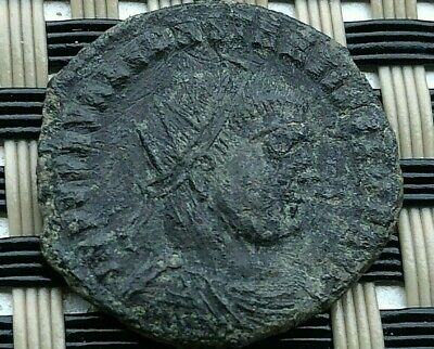 Licinius I 308-324 Ad Ad Ae Follis Jupiter Cyzicus Mint Ancient Roman Coin