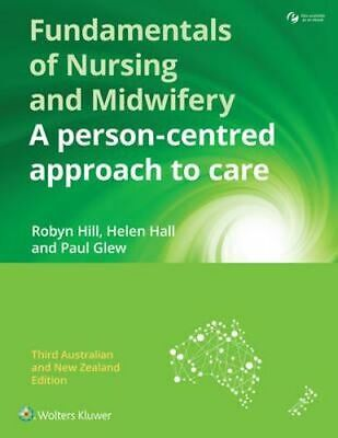 NEW Package of Hill's Fundamentals of Nursing and Midwifery Print   Book with Pr