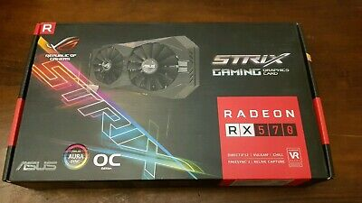 ASUS Strix Gaming RX570 4Gb