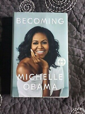 Becoming by Michelle Obama (Hardcover, 2018)