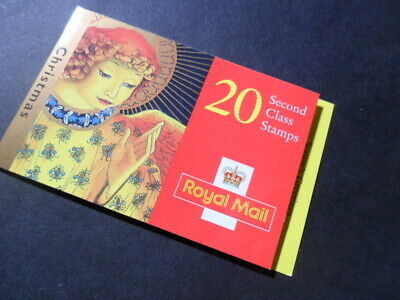 Royal Mail - Christmas 1998 Booklet of 20 Second Class Mint Stamps (FV £4)