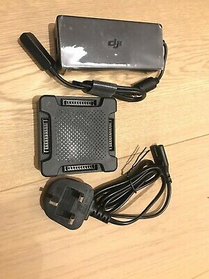 Genuine DJI Mavic Pro Intelligent Battery Charger and 4 in 1 Hub