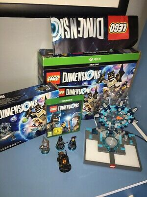 Huge Lego Dimensions Starter Pack Bundle - XBox One - With Additional Packs