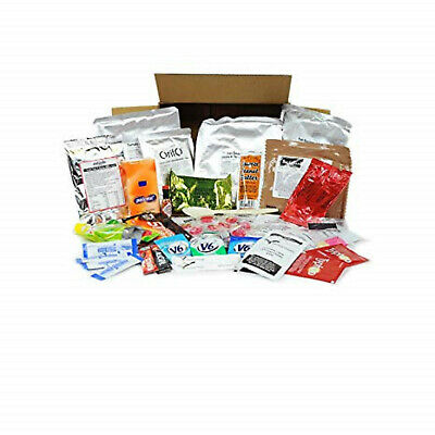 British Military Army 24 hour Ration pack camping MRE Meal use by end 2020//2021