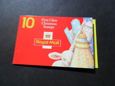Royal Mail - Christmas 1994 Booklet of 10 First Class Mint Stamps (FV £2.50)