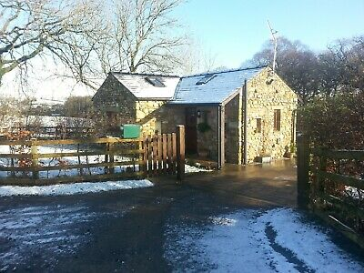 New year 10-12 Jan private detached holiday cottage , dogs welcome £110