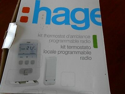 Kit thermostat ambiance Hager