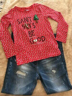 Girls Next Christmas Outfit Age 12 Years